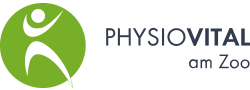 Physiovital am Zoo Logo